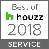 Houzz best of 2018 Badge